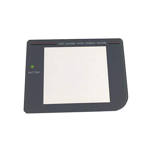 Gameboy Classic Display Scheibe Ersatz Austausch Screen LCD Ersatzscheibe grau