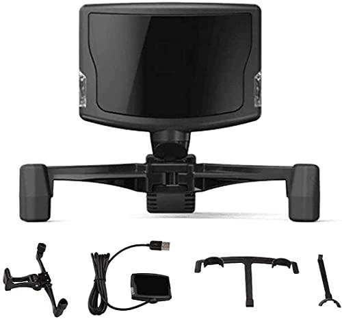 XXJIC Cabeza Sight Tracker for rastringnp 5 6dof Head Tracking Gaming Professional Head Posture Sistema de Seguimiento de Infrarrojos ópticos con Clip LED inalámbrico Trackclip Pro Reflector
