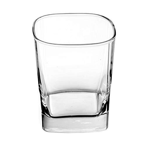 WONDERCHEF Athens Whisky Glass 260ML - Set of 6 Pcs