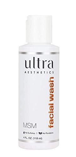 Ultra Botanicals, Wash Facial, 4 Ounce