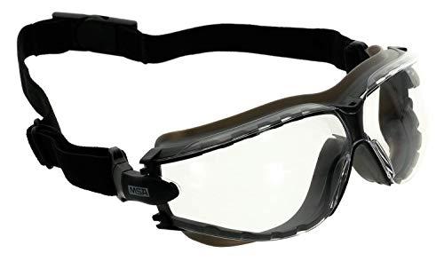 MSA Altimeter Hybrid-Schutzbrille – Korbbrille mit Beschichtung gegen Beschlagen und Kratzen - Motorradbrille