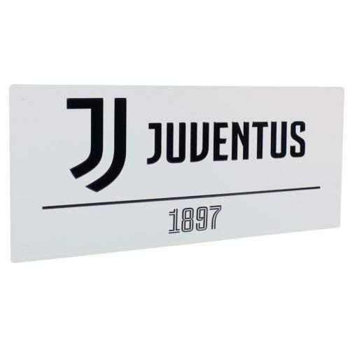 Juventus F.C. Street Sign Offizieller Merchandise-Artikel