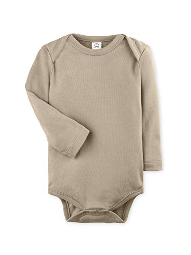 Colored Organics Cotton Bodysuit