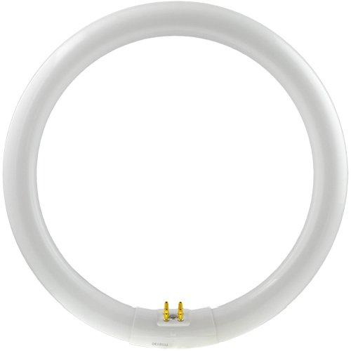 TCP CFL Circle Lamp, 120W Equivalent, Soft White (2700K), T6 Circline Lamp