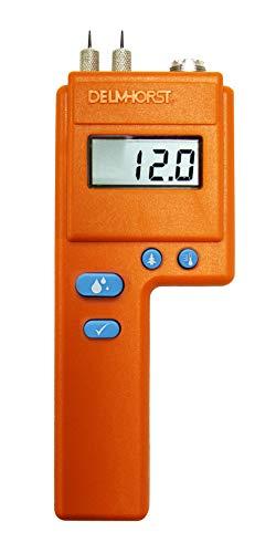Delmhorst J-2000 6% to 40% Pin Digital Wood Moisture Meter
