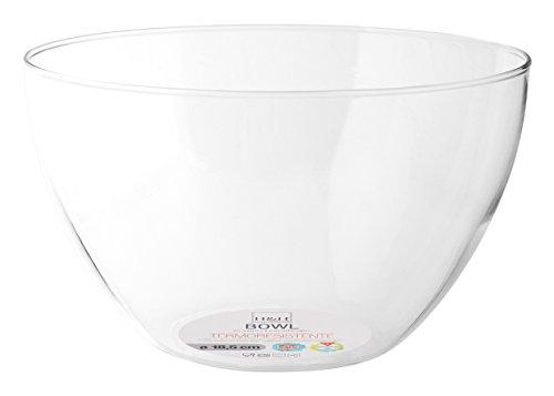Coppa in borosilicato, 18,5 cm, trasparente