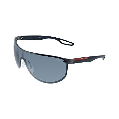 Ray-Ban Herren 0PS 61US Sonnenbrille, Braun (Gunmetal Rubber), 40.0