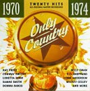 Only Country: 1970-1974 Series