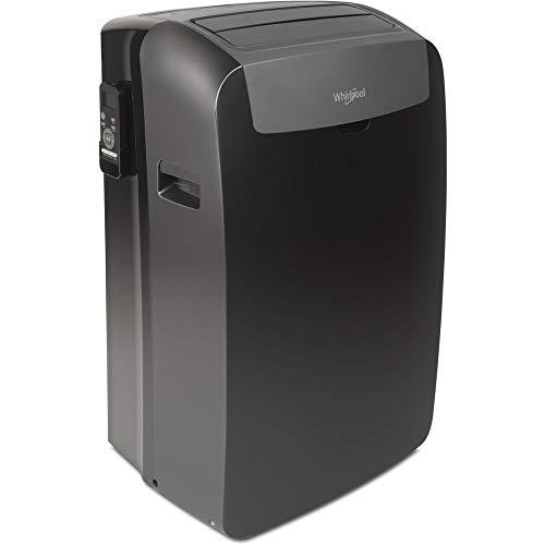 Whirlpool PACB29HP 5 dB Negro - Aire acondicionado portátil (A+, A+, 220 - 240 V, 50 Hz, Negro, 448 mm)