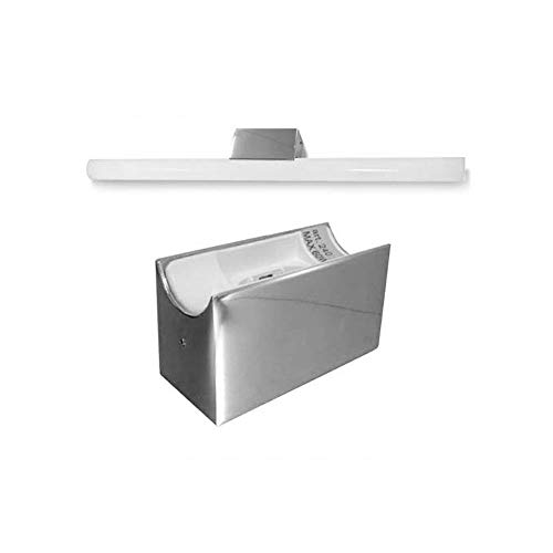 LED ALUTEC LIN Spiegelleuchte Linestra incl. LED Linienlampe 1x 9W (60W) chrom