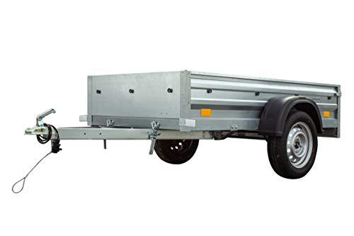 Pkw Anhänger Garden Trailer 200 UNITRAILER, Ladefläche 200x106 cm, 750 kg