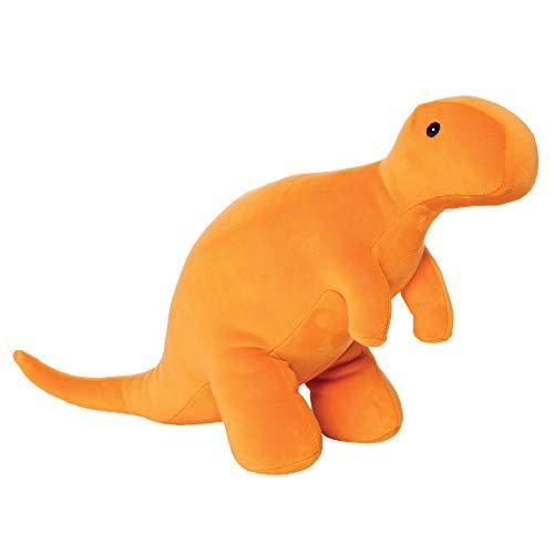 Image of the Manhattan Toy Growly Velveteen T-Rex Dinosaur Stuffed Animal, 11