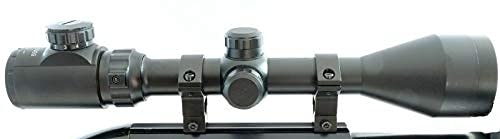 In Your Sights 3-9x50 Rifle Scope Air Gun Riflescope Includes Mounts