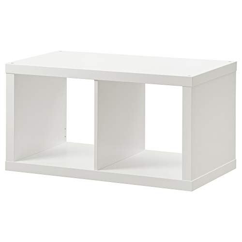 Ikea KALLAX Scaffale, Bianco (77x42 cm)