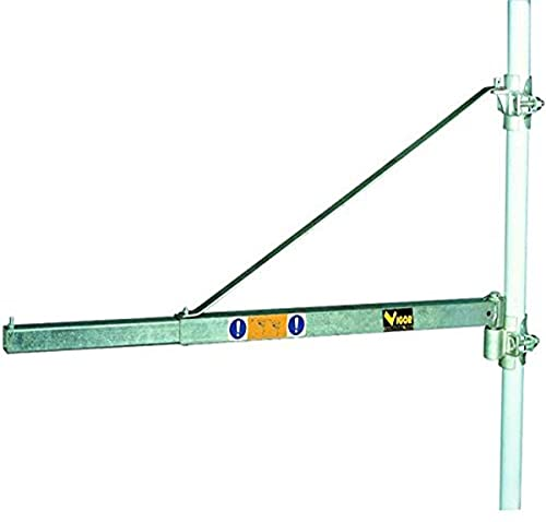 Vigor 49732-15 Braccio per Paranchi Elettrici, per Modelli 125 e 200, 75/110 cm