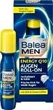 Balea MEN Augencreme energy Q10 Augen Roll On, 1 x 15 ml