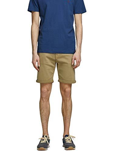 Jack & Jones - Jjirick Jjicon Shorts Ama STS, Pantaloncini da uomo Capsula XS