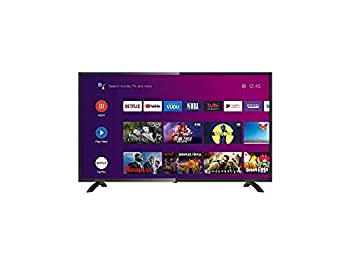 """Supersonic 42"""" Smart WiFi Full HDTV SC-4250GTV with Remote Control"""