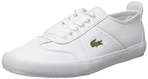 Lacoste Herren Contest 0120 2 CMA Sneaker, Wht Off Wht, 41 EU