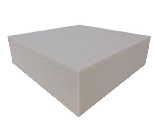 Dibapur ® - Schaumstoff Platten Auswahl: - RG20 bis RG40-100x200 höhe 1 cm bis 12 cm (RG35/46-100x200x5cm)