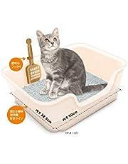 ライオン (LION) 獣医師開発 ニオイをとる砂専用 猫トイレ 猫用トイレ本体