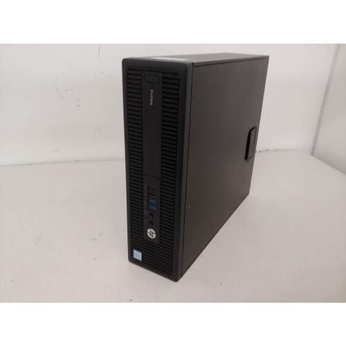 HP ProDesk 600 G1 SFF Slim Business Desktop-Computer, Intel i5-4570 bis zu 3,60 GHz, 8 GB RAM, 500 GB HDD, DVD, USB 3.0, Windows 10 Pro 64 Bit (8GB RAM | 500GB HDD)
