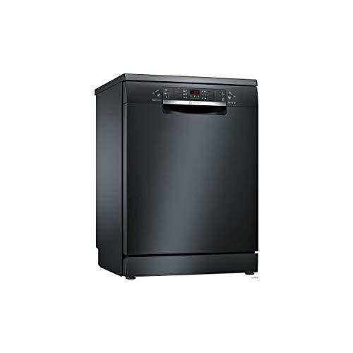 Bosch Serie 4 SMS46IB17E lave-vaisselle Autonome 13 places A++ - Lave-vaisselles (Autonome, Taille maximum (60 cm), Noir, Noir, Boutons, LED)
