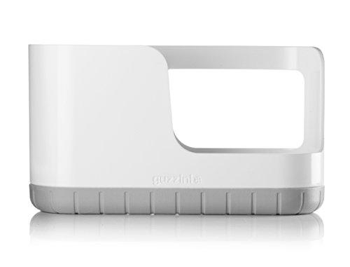 Guzzini Organizzatore per Lavello Tidy&Clean Kitchen Active Design, Grigio Scuro, 24.2 x 8.3 x h13.4 cm