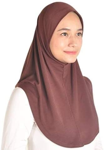 Silk Story One Topics on TV piece al amira Instant Scarf Free Shipping Cheap Bargain Gift Hijab Head Cotton Je