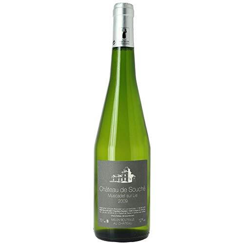 6 bouteilles • Château de Souché MUSCADET SUR LIE 2009 Muscadet sur lie Blanc 2009 6x75cl