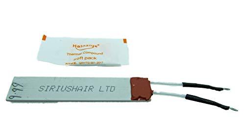 SIRIUSHAIR® 70 OHM GHD 4.0 / 4.1B / 4.2B / 5.0 Elemento calefactor de cerámica