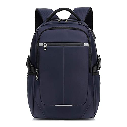Suytan G&Amp;L Laptop Backpack, Travel Computer Bag for Women &Amp; Men, Anti Theft Water Resistant College School Bookbag,Extra Large Computer Rucksack with USB Charging Port, Fits Under 15.6' Lapto