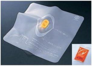 人工呼吸用 キューマスク 手袋付き 【10個組】 携帯用 感染防止 フェイスマスク