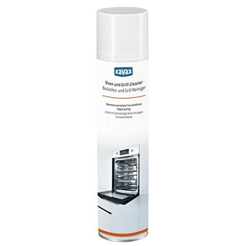 Xavax Backofen-und Grill-Reiniger, Weiß, 300 ml