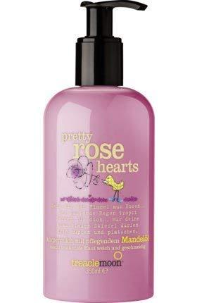 treaclemoon Körpermilch pretty rose hearts, 350 ml Flasche