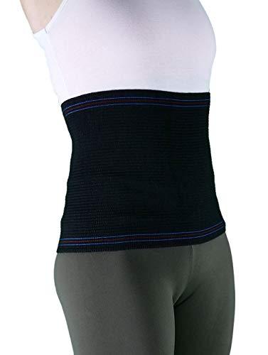 Kinder Nierenwärmer Rückenwärmer atmungsaktiv elastischer Leibwärmer für Mädchen – Jungen Bauchwärmer Lendenwärmer Sport – Freizeit
