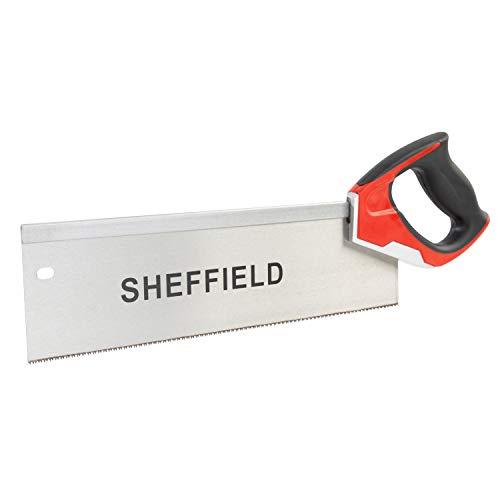 Sheffield 14 Inch 16 TPI Reinforced Steel Mitre Saw