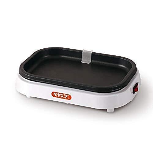 LITHON ( ライソン ) 焼きペヤングメーカー KDEG-001W | カップ麺 鉄板 | 世界初!ペヤング焼きそば専用プレート
