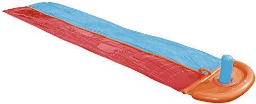 Pista Deslizante Hinchable Bestway H2O Go! DragStrip Doble 549 cm