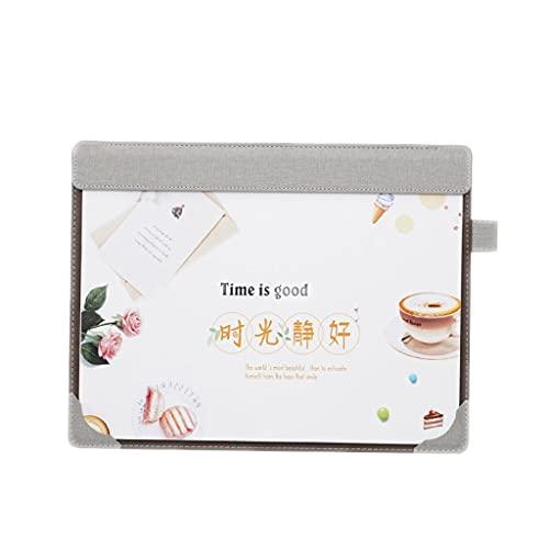 LYUN 2021-2022 de febrero Calendario de Escritorio Mouse Pad Player Daily Planner Mensual Calendario Core Mouse Pad para Office Work Home (Color : Upgraded 365 Pink)