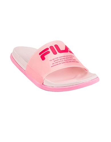 Fila Drifter Lux Clear Pink Slide Sandals