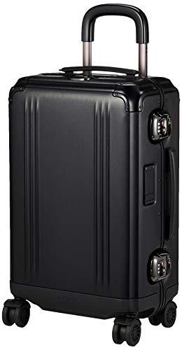 [ゼロハリバートン] スーツケース PURSUIT ALUMINUM 機内持ち込み可 保証付 32L 5.3kg ブラック