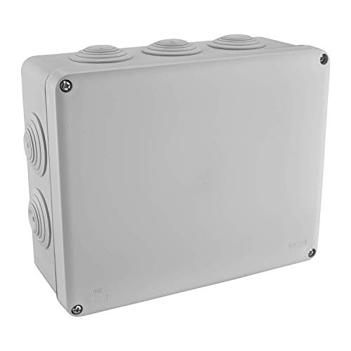 Debflex 718070 Abzweigdose IP55 210 x 170, P80, grau