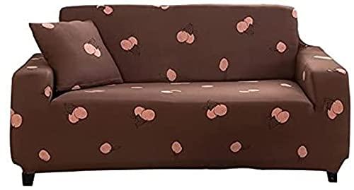 POPXP 1 2 3 4 posti divano copre SoggiornoElastico divano copertura combinazione divano cuscino mobili protezione copertura antiscivolo divano copertura A25 2 posti lavabile