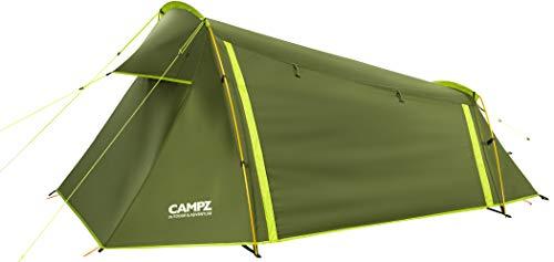 CAMPZ Torreilles 2P Zelt grün/Olive 2021 Camping-Zelt