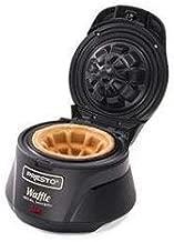 Presto Belgian Waffle Bowl Maker - Belgian Waffle - 1 X Bowl Waffle (03500)