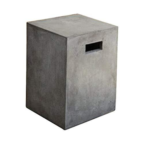 Mathi Design kruk Cube Beton