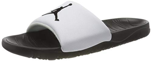 Nike Jordan Break Slide, Slipper Mens, Bianco/Nero, 44 EU