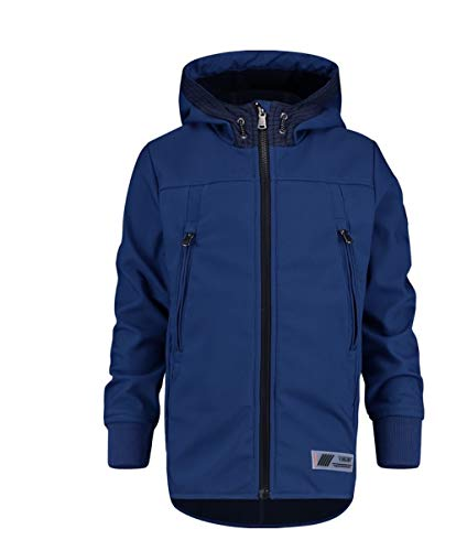 Vingino Boys Softshelljacke Tiede, Fb. Electric Blue (Gr. 8/128)