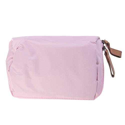 Lurrose Cosmetic Lipstick Pouch Sac multi-fonctionnel pour organisateur de sac à main pour organisateur de sac à main (rose)